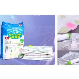 Wenbo Vacuum Plastic Storage / Kantong Penyimpan Pakaian - 8