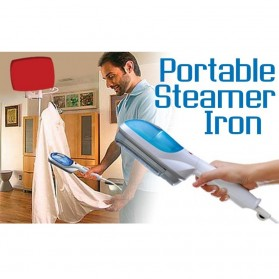 Tobi Steam Brush & Iron Garment Streamer / Setrika Uap - White - 5