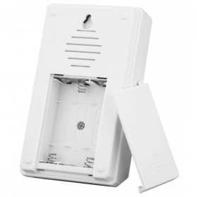 Taffware Bell Pintu Digital Wireless Doorbell 36 Tunes 1 PCS Receiver - FK-D010 - Black - 5