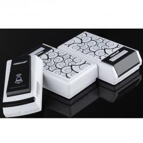 Taffware Bell Pintu Digital Wireless Doorbell 36 Tunes 1 PCS Receiver - FK-D010 - Black - 7