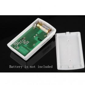 Taffware Bell Pintu Digital Wireless Doorbell 36 Tunes 1 PCS Receiver - FK-D010 - Black - 10