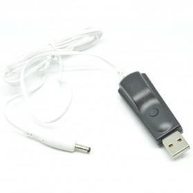 Taffware Cowboy Cap USB Aromatherapy Humidifier - HUMI H689 - Black - 3