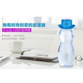 Taffware Cowboy Cap USB Aromatherapy Humidifier - HUMI H689 - Black - 12