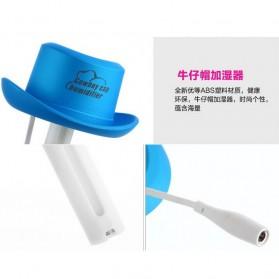 Taffware Cowboy Cap USB Aromatherapy Humidifier - HUMI H689 - Black - 15