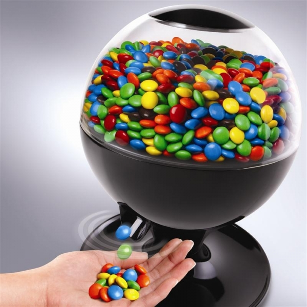 Emerson Motion Activated Candy Dispenser ~ Motion activated magic candy dispenser snack