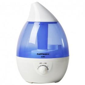 Taffware Classic Drop 6 in 1 Ultrasonic Air Humidifier Aromatherapy Oil Diffuser 3L - HUMI H98 - Blue - 2