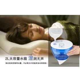 Taffware Classic Drop 6 in 1 Ultrasonic Air Humidifier Aromatherapy Oil Diffuser 3L - HUMI H98 - Blue - 5