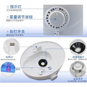 Taffware Classic Drop 6 in 1 Ultrasonic Air Humidifier Aromatherapy Oil Diffuser 3L - HUMI H98 - Blue - 7
