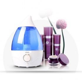 Taffware Classic Drop 6 in 1 Ultrasonic Air Humidifier Aromatherapy Oil Diffuser 3L - HUMI H98 - Blue - 10