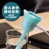 USB Mini Tulip Shape Humidifier - Blue