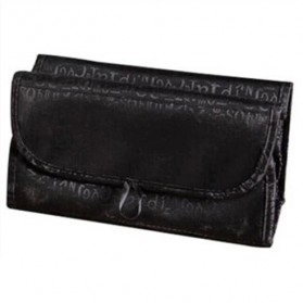 Klsyanyo Universal Multifunction Cosmetic Bag Roll n Go - BG-WABB504 - Black - 7