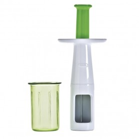 Kitchen Oxo Good Grips Grape and Tomato Cutter / Pemotong tomat - Green