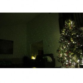 Night Stars Landscape Lighting Dual Lamp with Remote / Lampu Taman - Black - 4