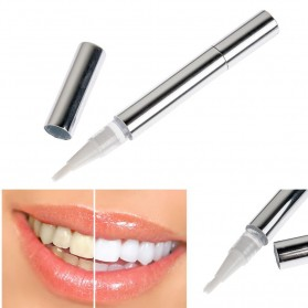 Teeth Whitening Products Pen / Pena Pemutih Gigi - A546 - Silver