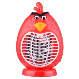 Angry Bird Shape Mosquito Killer Night - Red