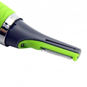 Micro Touch Magic Max Hair Groomer / Pisau Cukur - Green - 8
