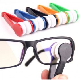 Microfiber Glasses Wiper / Pembersih Kacamata - TVA00045 - Multi-Color