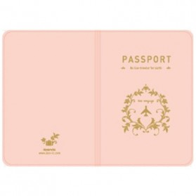 iConic Cover Passport - Pink
