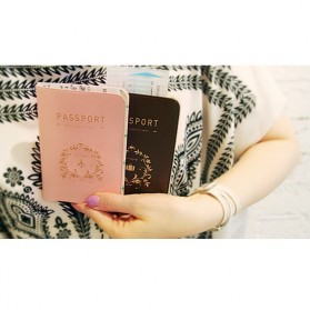 iConic Cover Passport - Brown - 5