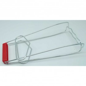 Hot Bowl Plastic Handler Device / Alat Pengangkat Mangkuk Panas - Red - 1