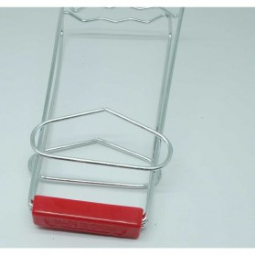 Hot Bowl Plastic Handler Device / Alat Pengangkat Mangkuk Panas - Red - 3