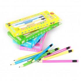 Pensil Mekanik Otomatis - Multi-Color - 4