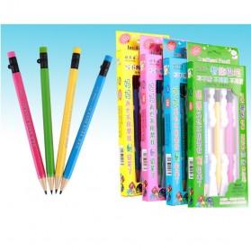 Pensil Mekanik Otomatis - Multi-Color - 5