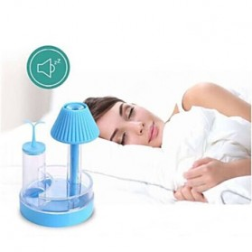 Night Light Air Humidifier Aroma Therapy - Blue