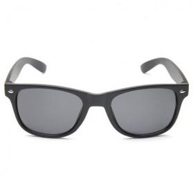 AOFLY Kacamata Retro Style - 1125 - Black - 2