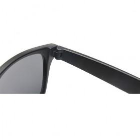 AOFLY Kacamata Retro Style - 1125 - Black - 3