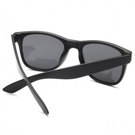 AOFLY Kacamata Retro Style - 1125 - Black - 4
