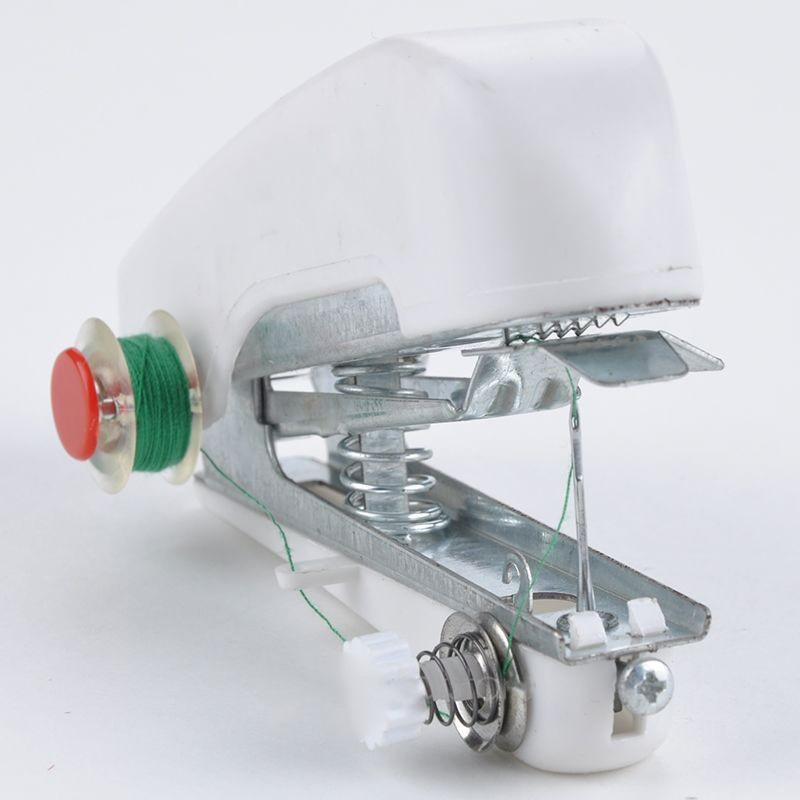 ... Mini Manual Sewing Household Machines / Mesin Jahit Portable - White - 1 ...