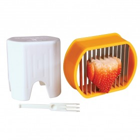 The New Shredder Speedy Slicer Fruit / Pemotong Sayur - White