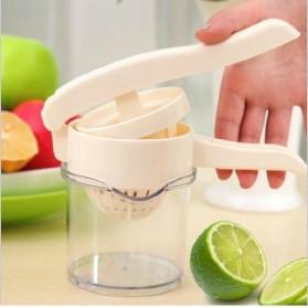 Perlengkapan Dapur & Masak - Alat Peras Jus Buah - White