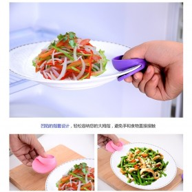 Silikon Jari Anti Panas - K210 - Multi-Color - 5
