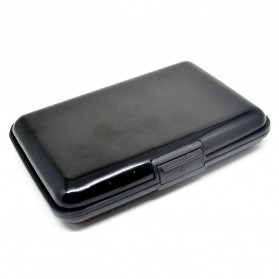 Dompet Travel Anti RFID - Black - 2