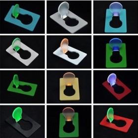 Dculex Lampu Kartu LED Portabel - Multi-Color - 3