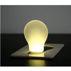 Dculex Lampu Kartu LED Portabel - Multi-Color - 5