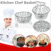 Chef Basket Kitchen Tools - Silver