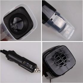 Car Vacuum Cleaner 75W / Mesin Penyedot Debu Mobil - Black - 6