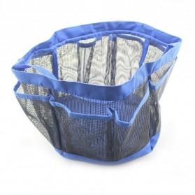 Travel Mesh Shover Bag / Tas Mandi - Black - 5