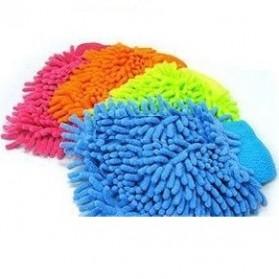 VODOOL Microfiber Cleaning Glove / Sarung Tangan Pembersih Debu - 14637 - Multi-Color - 2