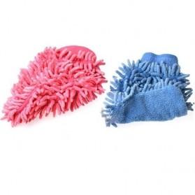 VODOOL Microfiber Cleaning Glove / Sarung Tangan Pembersih Debu - 14637 - Multi-Color - 4