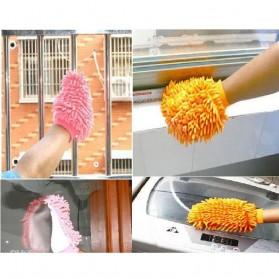 VODOOL Microfiber Cleaning Glove / Sarung Tangan Pembersih Debu - 14637 - Multi-Color - 6