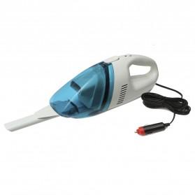 Car Vacuum Cleaner 65W / Mesin Penyedot Debu Mobil - White - 2