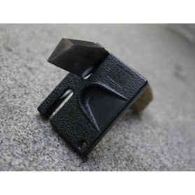 Gerber Pengasah Pisau Mini Portable Pocket Knife Sharpener - GLKS-2 - Black - 5