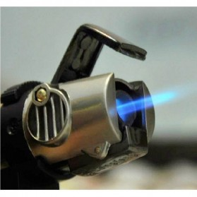 Firetric Tin Pioneer Windproof Powerful Micro Gas Torch Flame - 7MK2AF - 4