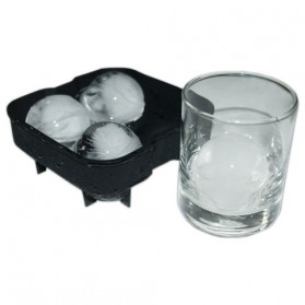 Four Ball Ice Maker / Pencetak Es Batu Bulat
