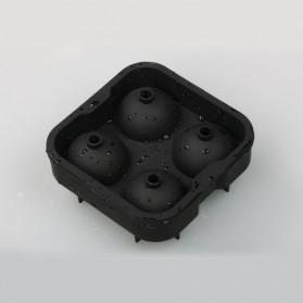 Four Ball Ice Maker / Pencetak Es Batu Bulat - 2