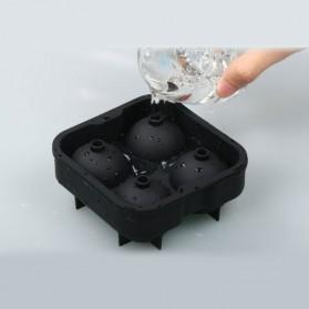 Four Ball Ice Maker / Pencetak Es Batu Bulat - 3